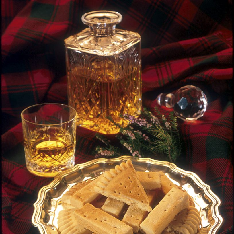 Whisky and Shortbread